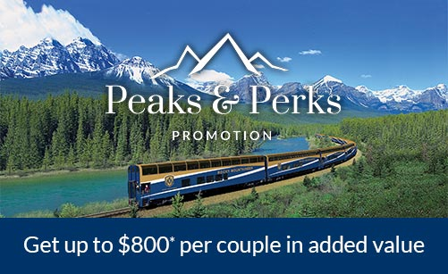 Book a qualifying 2017 package and receive $800 per couple in added value!